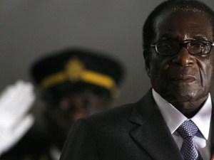 Robert Mugabe renunció