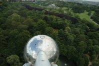 El Atomium de Bruselas II