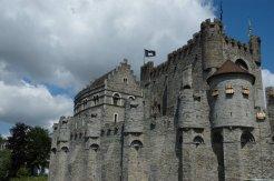 El castillo de Gravenstein.