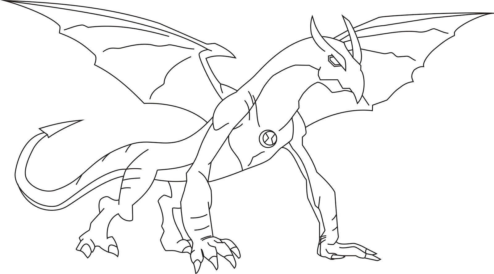 Ben 10 Ultimate Alien Coloring Pages - Democraciaejustica