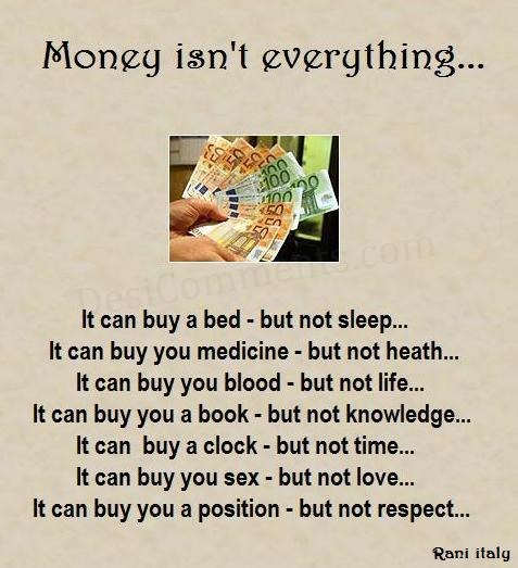 Very Very Sad Wallpapers With Quotes Money Isn T Everything Desicomments Com