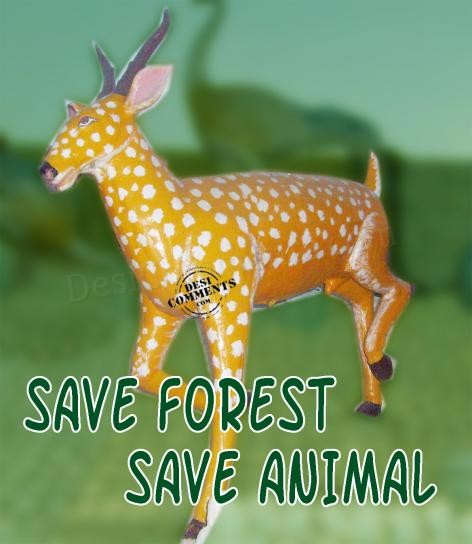 Download Wallpapers Of Good Quotes Save Forest Save Animal Desicomments Com