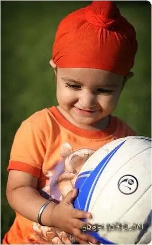 Cute Sikh Baby Boy Wallpaper Cute Sardar Desicomments Com