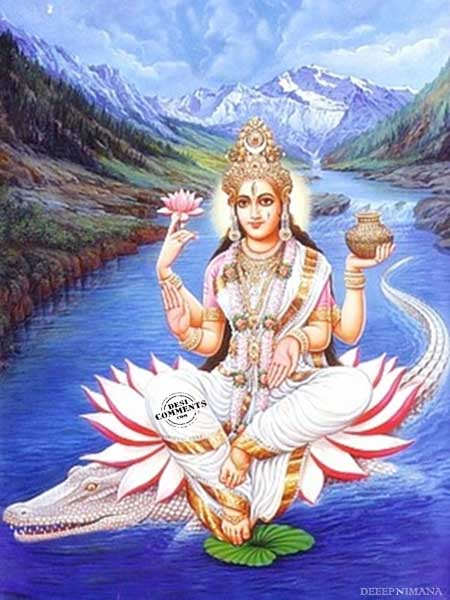 Mother Quotes Wallpapers Hd Ganga Mata Desicomments Com