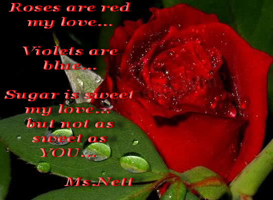 Husband Love Quotes Wallpapers Roses Are Red Desicomments Com
