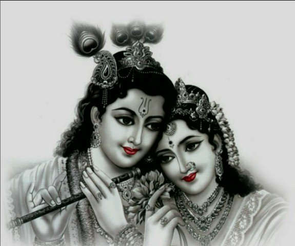 Krishna And Radha Hd Wallpaper Krishan Ji Desicomments Com