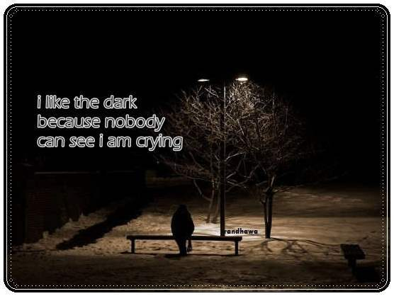 Sad Wallpapers With Quotes In Urdu I Like The Dark Desicomments Com