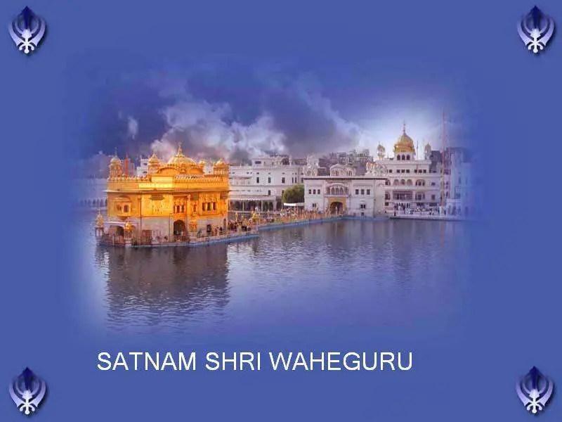 Hindi Quotes Wallpaper Sad Satnam Shri Waheguru Desicomments Com