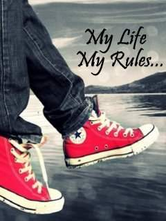 Funny Boy And Girl Wallpaper My Life My Rules Desicomments Com
