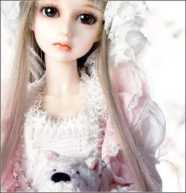 Cute Love Animations Wallpapers Cute Little Doll Desicomments Com