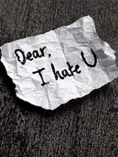 Love U Wallpapers With Quotes Dear I Hate U Desicomments Com