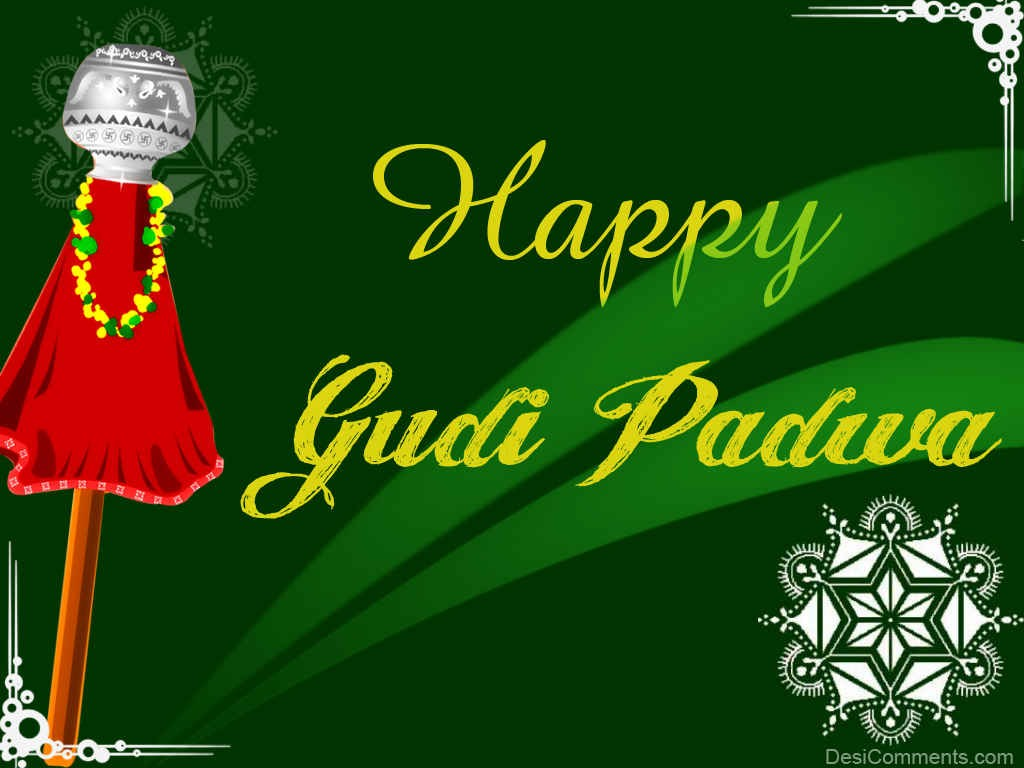 Hindi Quotes Wallpaper Sad Happy Gudi Padwa Desicomments Com