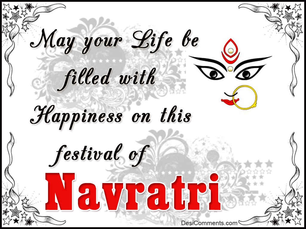 Maa Durga Wallpaper 3d Happy Navratri Desicomments Com
