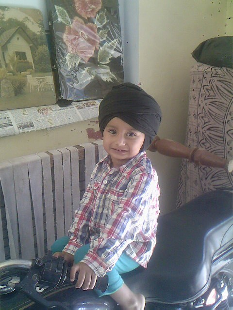 Cute Little Kid Wallpapers Cute Sardar Baby Desicomments Com