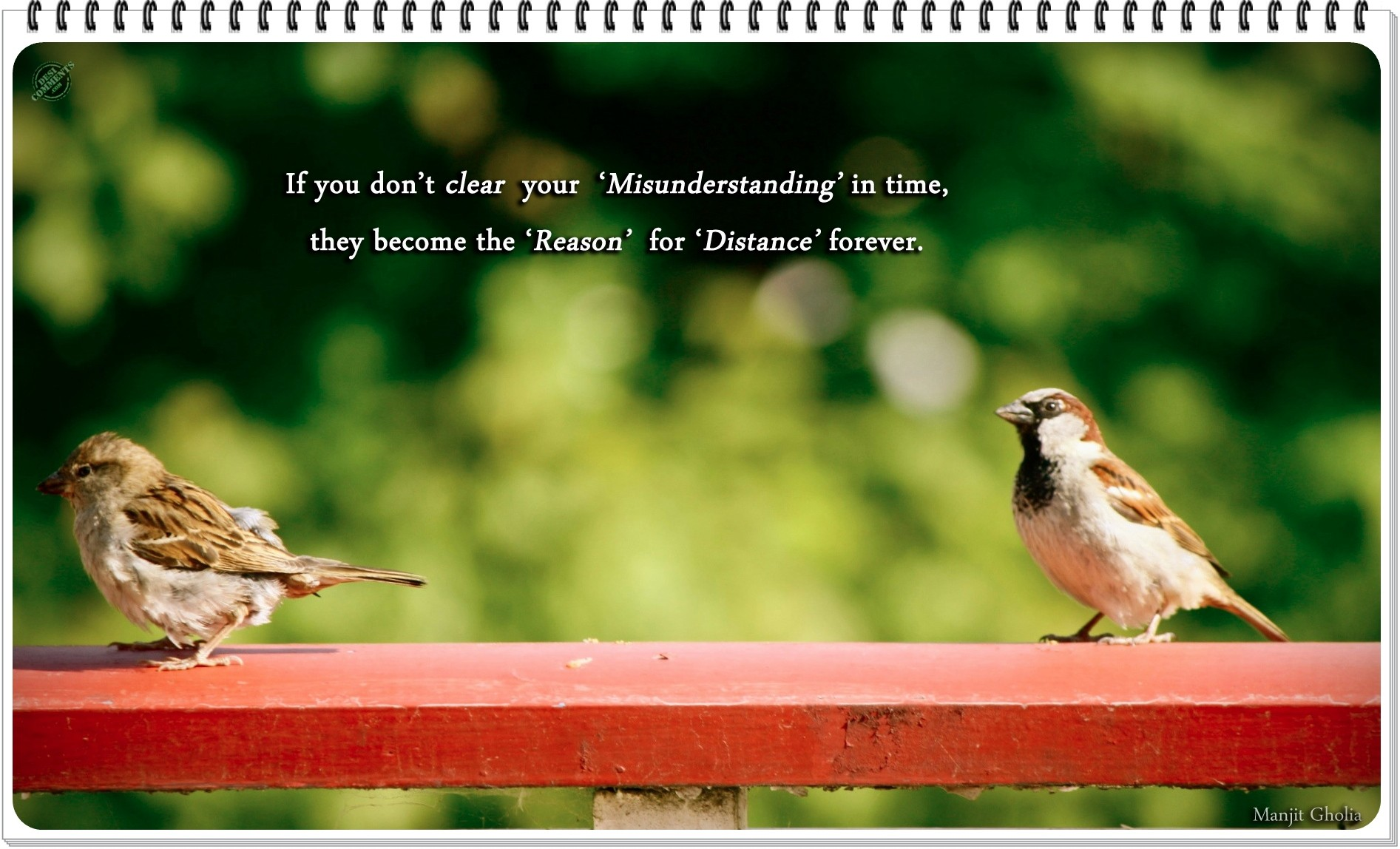 Nice Wallpapers With Quotes About Life In Hindi Misunderstanding Desicomments Com