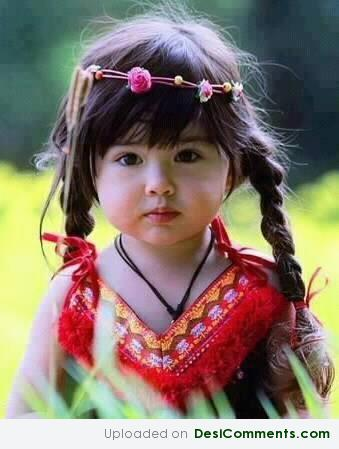 Cute Dolls Wallpapers With Quotes Cutest Girl Desicomments Com