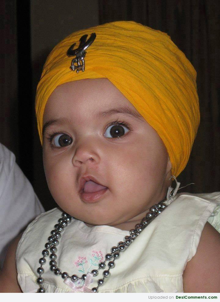 Cute Small Baby Girl Wallpapers Cute Khalsa Desicomments Com
