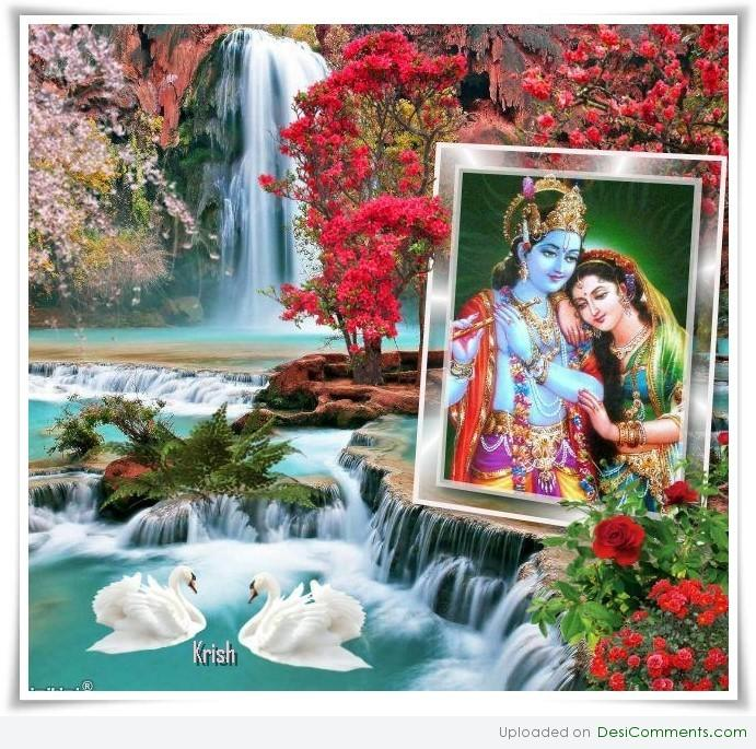 Sad Love Wallpapers Hd In Hindi Lovely Radha Krishna Desicomments Com