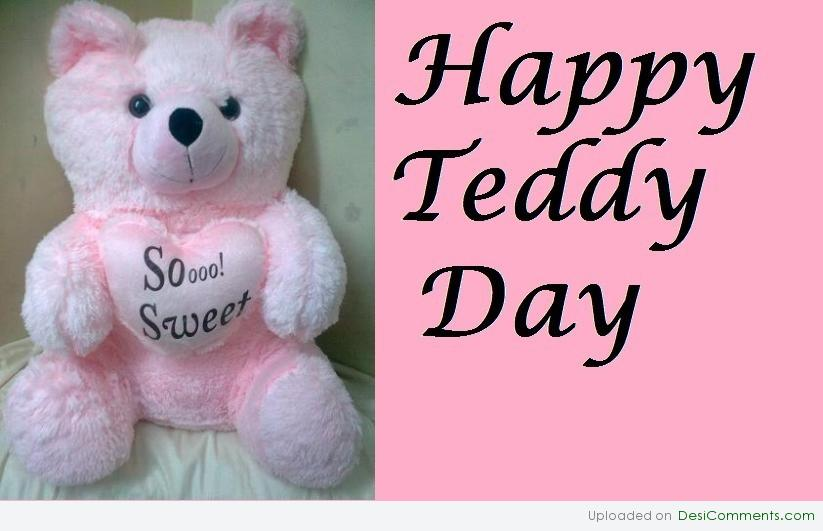 Kisses Wallpapers With Quotes Teddy Day Desicomments Com