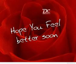 Outstanding Hope You Feel Better Soon Hope You Feel Better Soon I Hope You Feel Better Images I Hope You Feel Better German