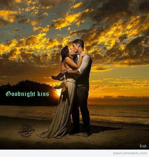Hindi Romantic Love Wallpapers With Quotes Goodnight Kiss Desicomments Com
