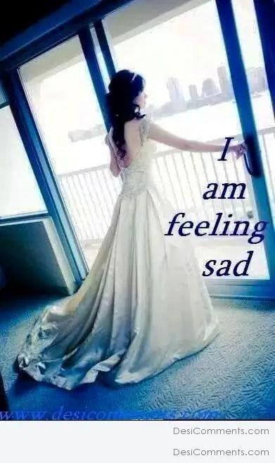 Alone Girl Wallpaper For Whatsapp I Am Feeling Sad Desicomments Com