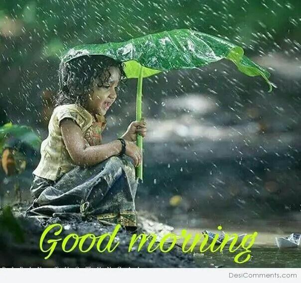 Rainy Fall Day Wallpaper Good Morning Images With Rain Impremedia Net