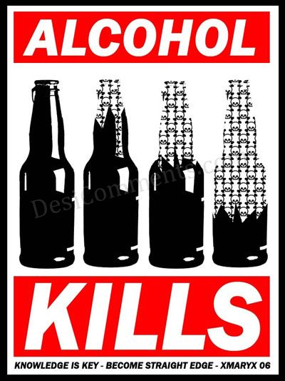Stop Smoking Quotes Wallpaper Alcohol Kills Slowly Desicomments Com