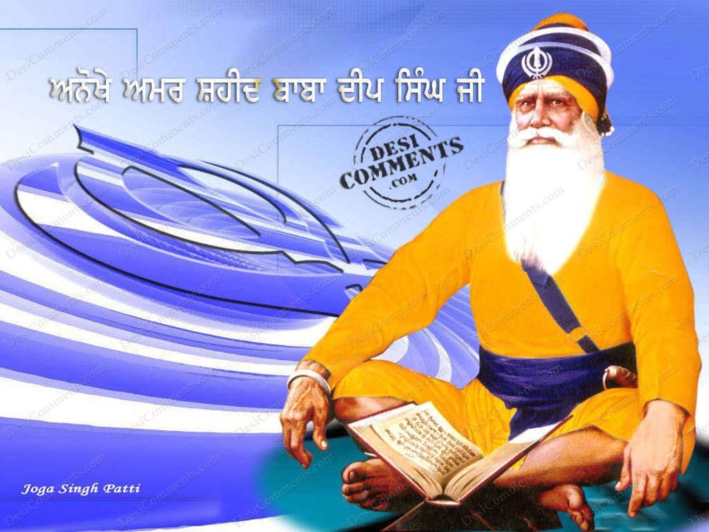 Sad Love Quotes Wallpapers Free Download In Hindi Anokhe Amar Shaheed Baba Deep Singh Ji Desicomments Com