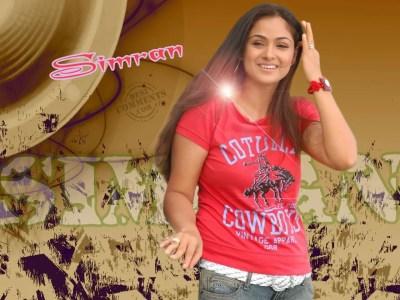 Simran Wallpapers | South Indian Celebrities