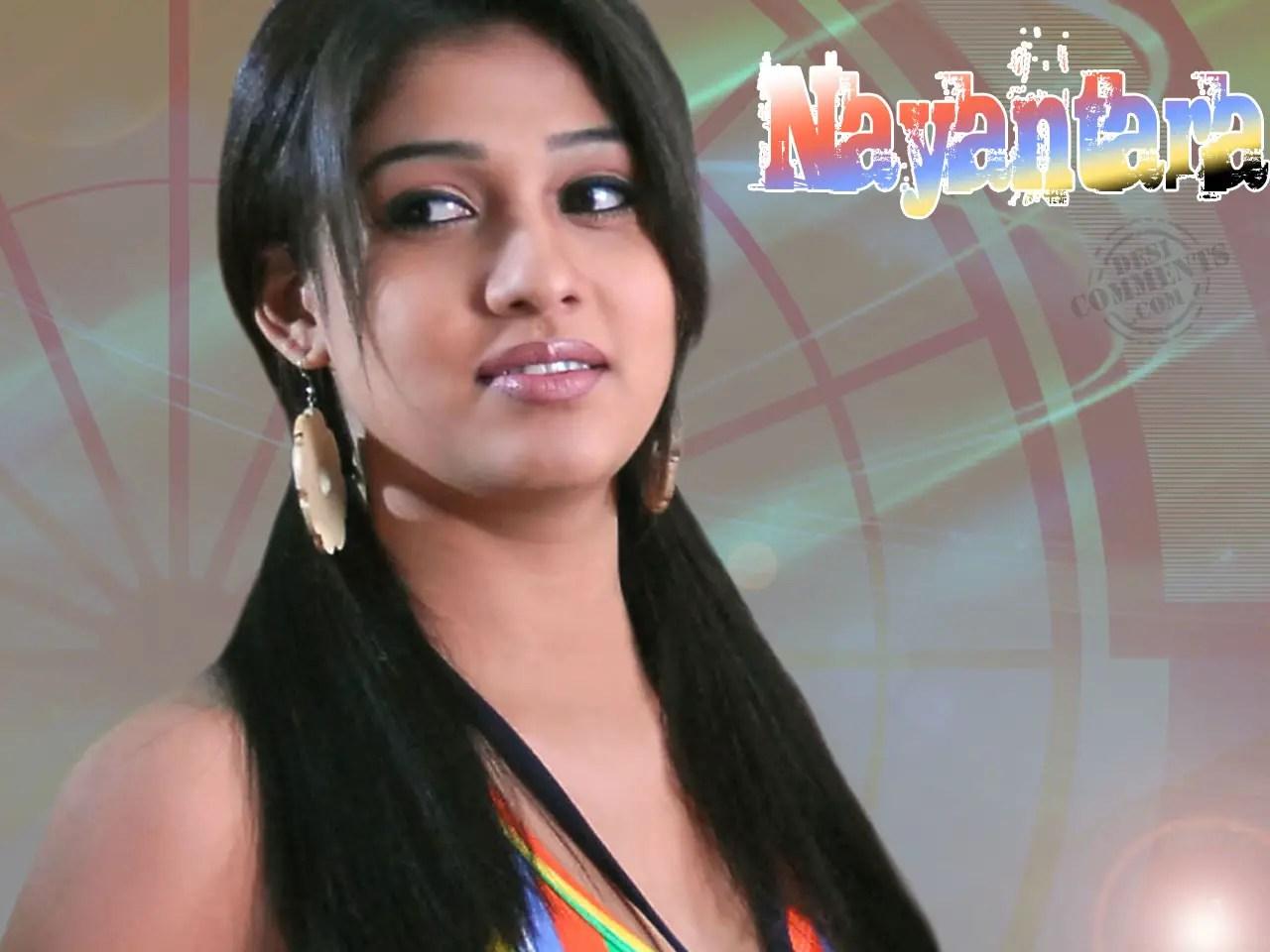 Punjabi Girl With Gun Hd Wallpaper Nayantara Wallpapers South Indian Celebrities