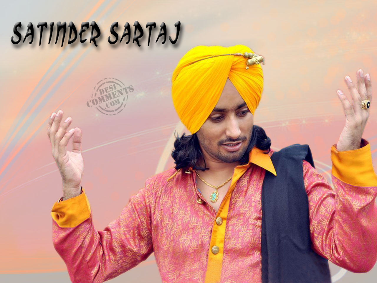 Hindi Sad Wallpapers With Quotes Satinder Sartaj Punjabi Celebrities Wallpapers