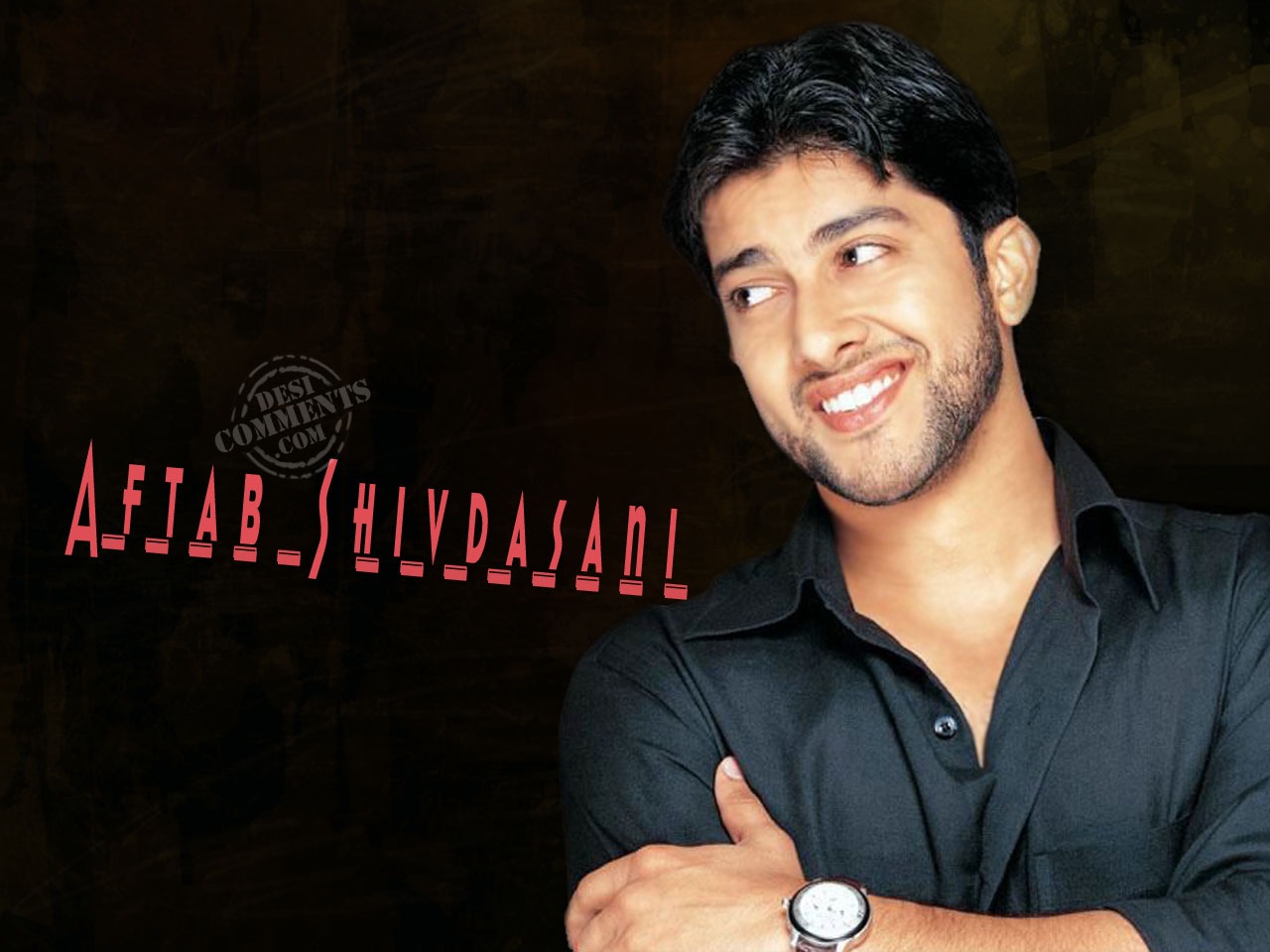 Stylish Wallpapers With Quotes Aftab Shivdasani Wallpapers Bollywood Wallpapers
