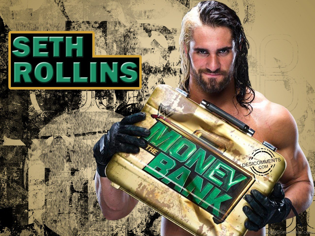 Bollywood Love Wallpapers With Quotes Wwe Superstar Seth Rollins Desicomments Com