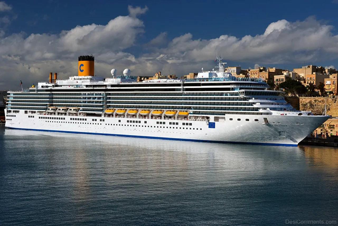 3d Sad Shayari Wallpaper Costa Deliziosa Cruise Ship Wallpaper Desicomments Com