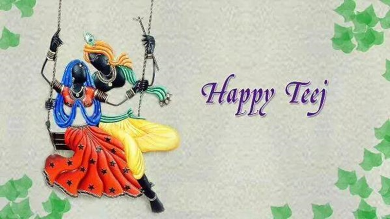 Happy Teej Hd Wallpapers Teej Pictures Images Graphics
