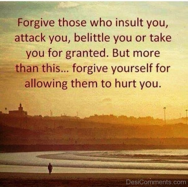 Love Disappointment Quotes Wallpapers Forgive Those Who Insult You Desicomments Com