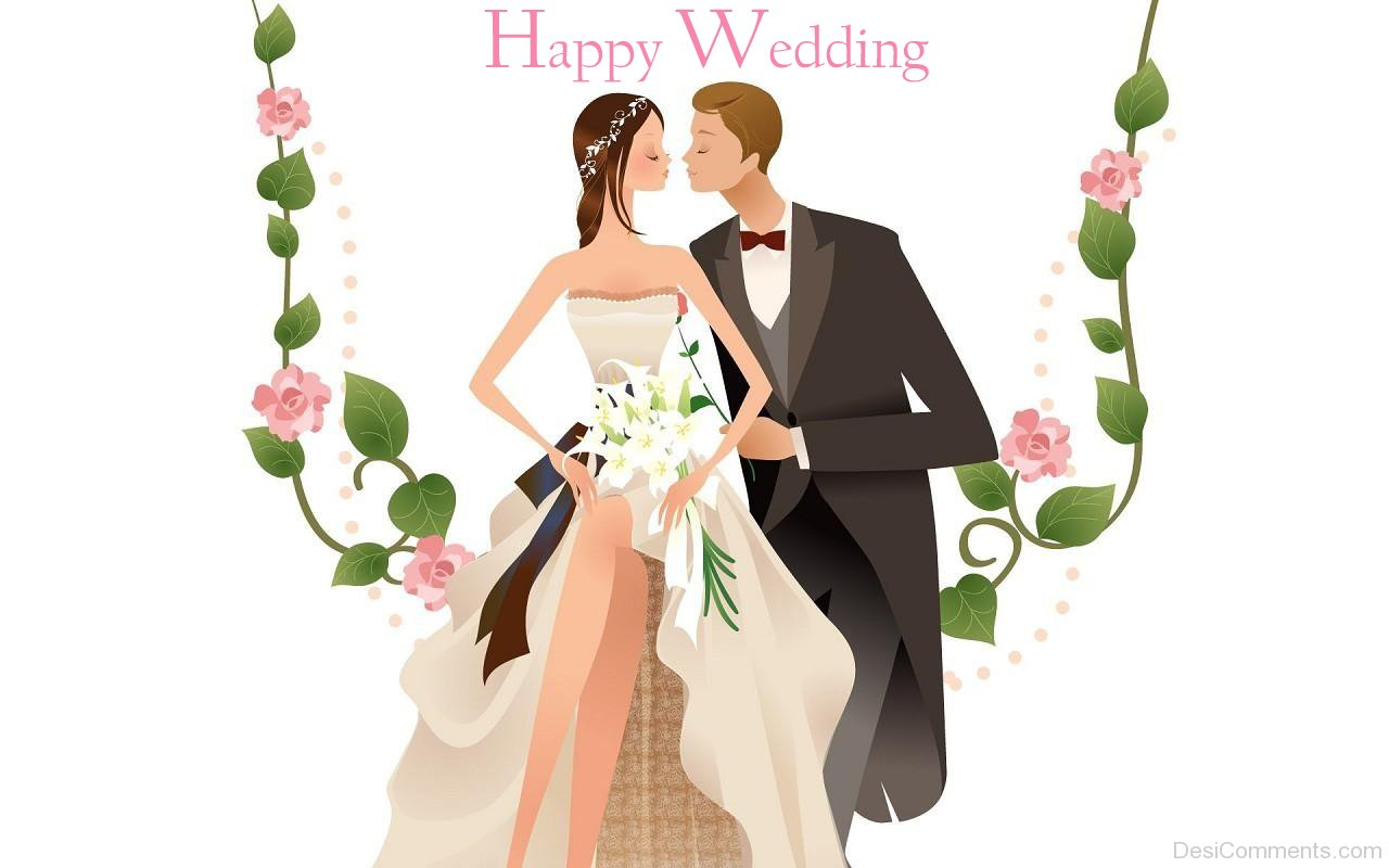 Sad Couple Quotes Wallpapers Happy Wedding Couple Desicomments Com