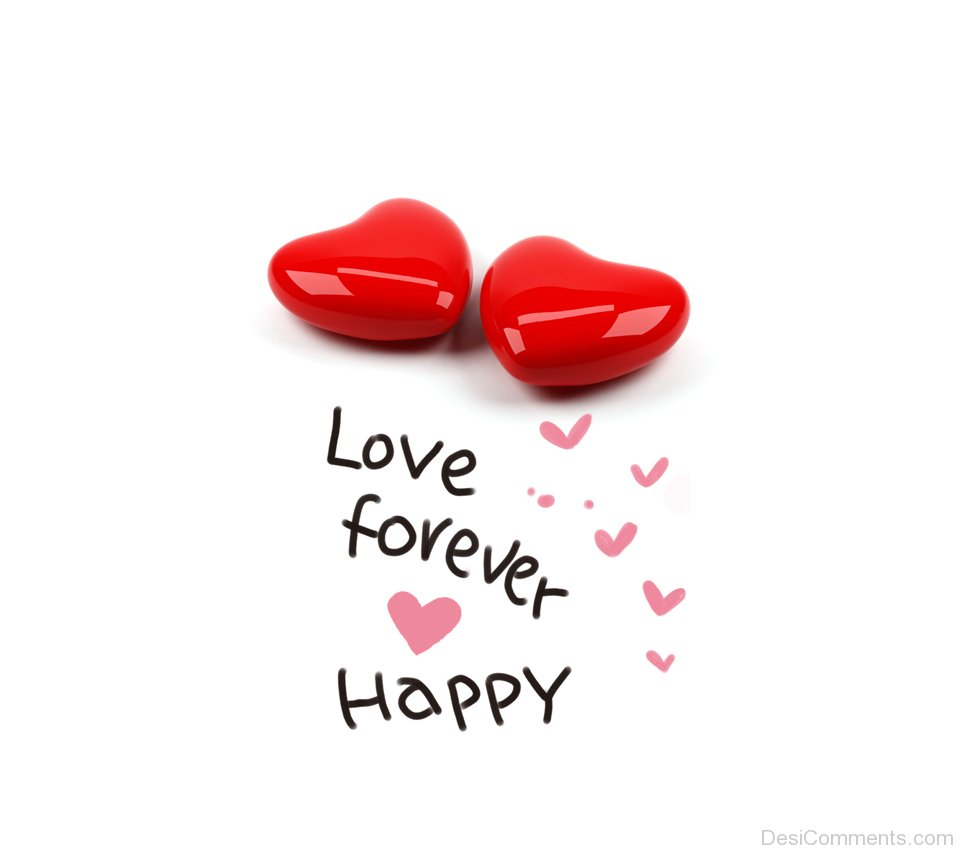 Cute Love Animations Wallpapers Love Forever Happy Image Desicomments Com
