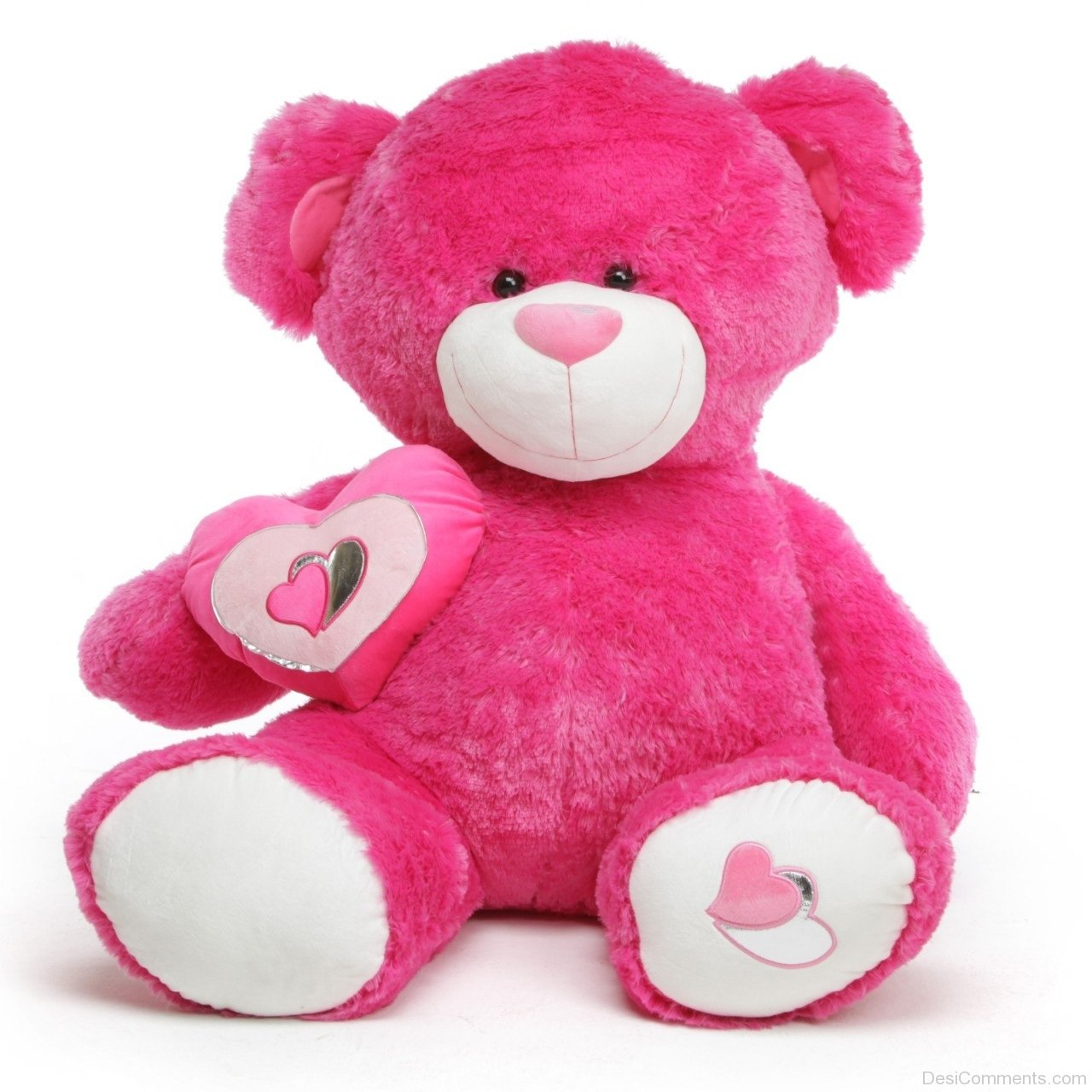 Sad Love Quotes Mobile Wallpapers Pink Teddy Bear Image Desicomments Com