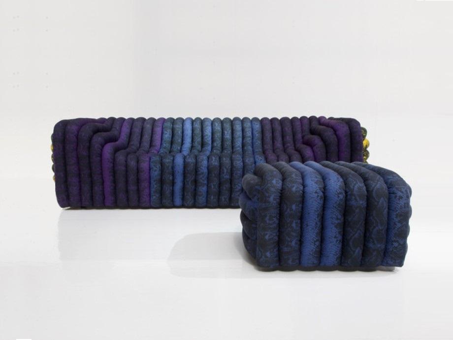 Awesome Bubble Sofa Von Versace Photos - Interior Design Ideas - kuschelige sofas corbeille sofa edra