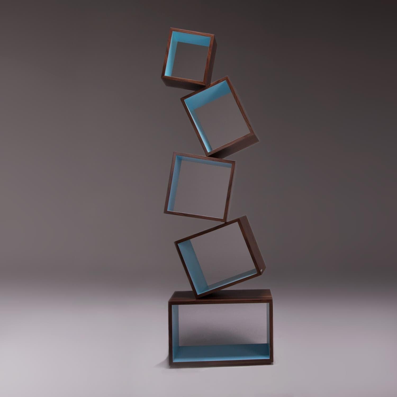 Equilibrium Bookcase Design Miss
