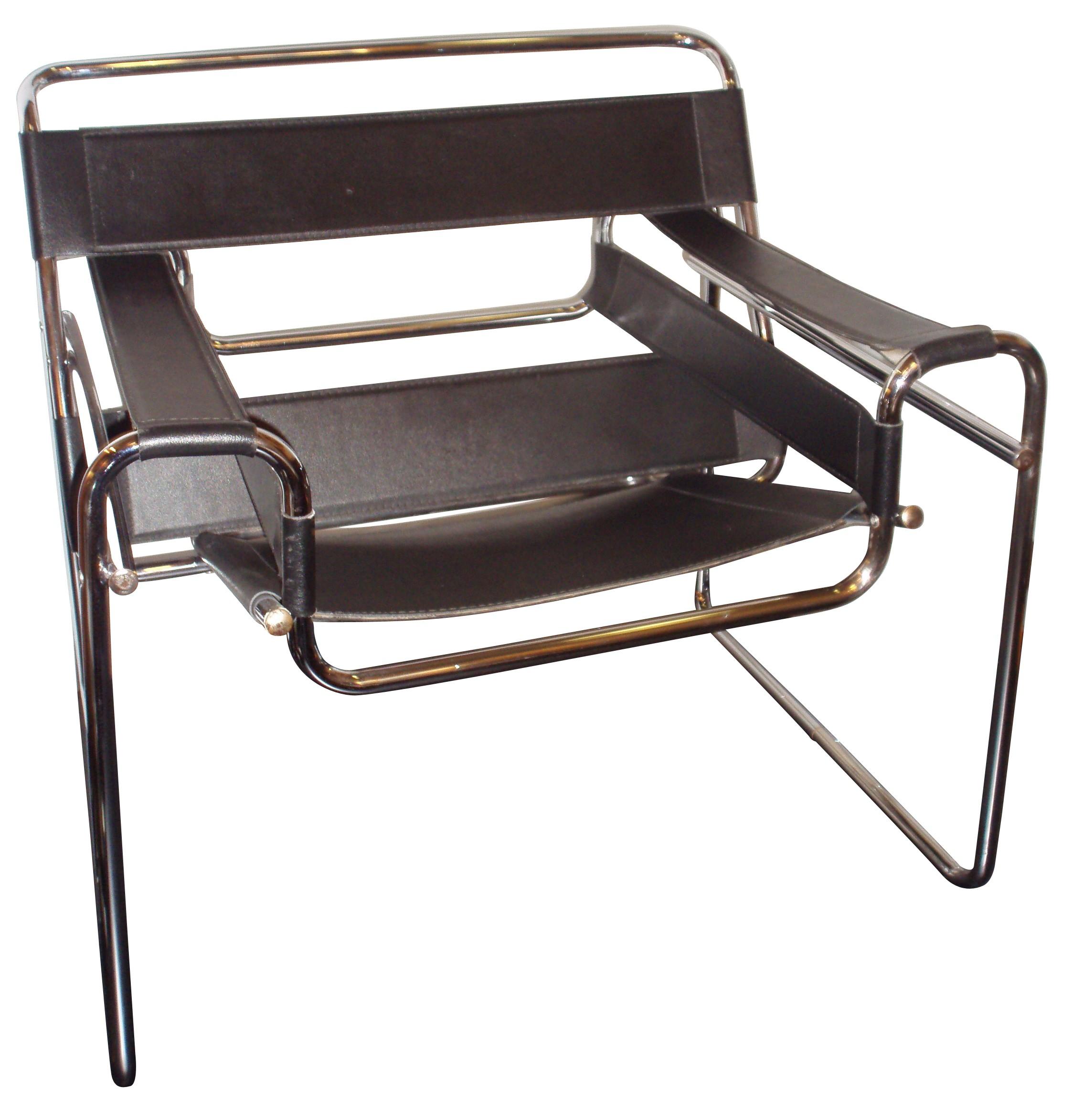 Chair Quotwassilyquot Marcel Breuer 60 Design Market