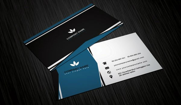 25+ Free PSD Business Card Templates Design3edge - business card template