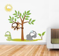 Kids Room Wall Art - second life marketplace - kids room ...