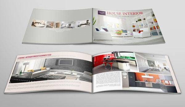 20+ New Beautiful Corporate Brochure Design Ideas / Examples - brochure design idea example