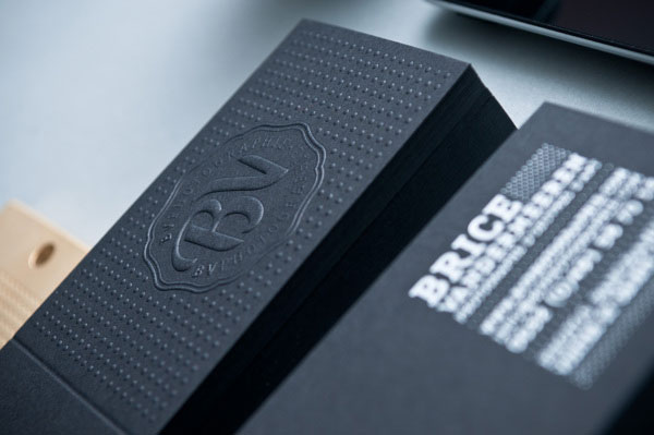 20 Beautiful Business Card Design  Brand Identity Projects For