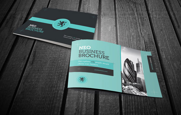 20+ Simple Yet Beautiful Brochure Design Inspiration  Templates
