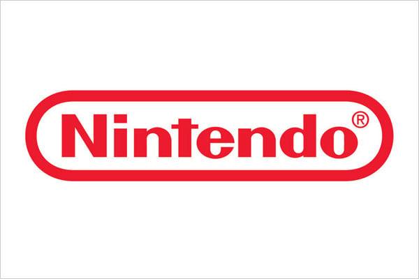 Famous Logo Fonts Free Download Free Nintendo Logo Font
