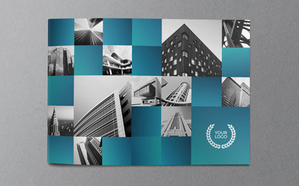 25 Really Beautiful Brochure Designs  Templates For Inspiration - architecture brochure template